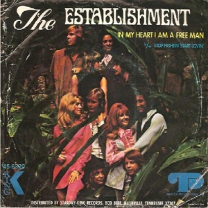 Establishment - King 6320 - In My Heart I Am a Free Man