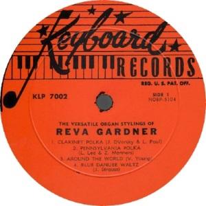Keyboard 7002 1 - Gardner, Reva - Versatile