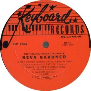 Keyboard 7002 2- Gardner, Reva - Versatile