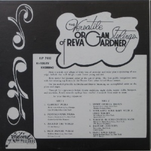 Keyboard 7002CB - Gardner, Reva - Versatile