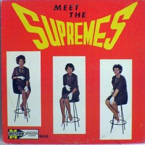 Motown 606A - V1 - Supremes
