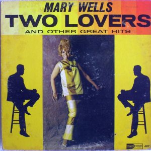 Motown 607A - Wells, Mary