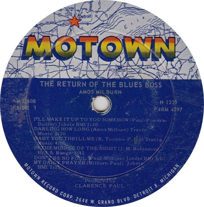 Various Motor Town Revue Vol II