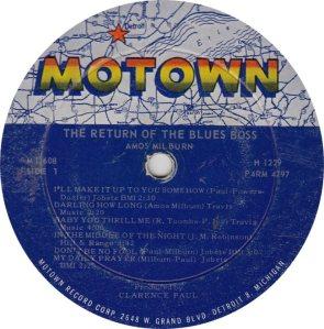 MOTOWN 608 - MILBURN R