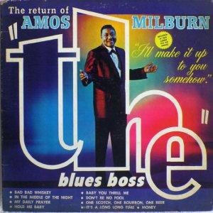 Motown 608A - Milburn, Amos