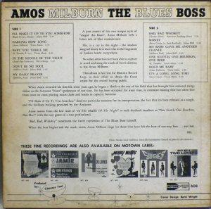 Motown 608B - Milburn, Amos