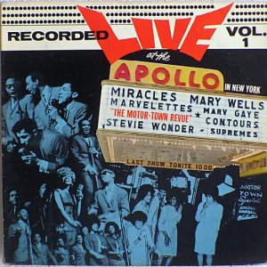 Motown 609A - Various Apollo