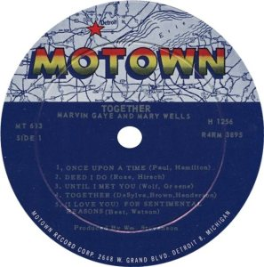 MOTOWN 613 - GAYE WELLS - RA