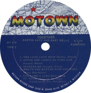 MOTOWN 613 - GAYE WELLS - RB