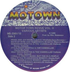 MOTOWN 615 - VARIOUS RB