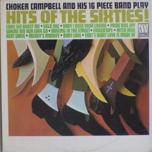 Motown 620 - Campbell, Choker