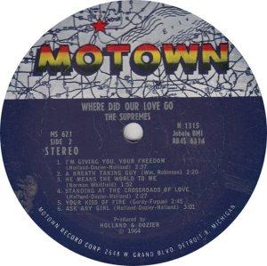 MOTOWN 621 - SUPREMES _0001