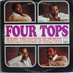 Motown 622A - Four Tops