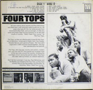 Motown 622B - Four Tops