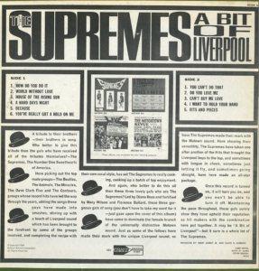 MOTOWN 623 - SUPREMES - BC