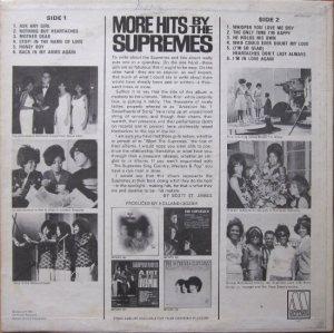 MOTOWN 627 - SUPREMES - BC
