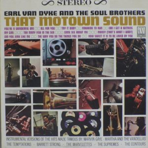 Motown 631 - Van Dyke