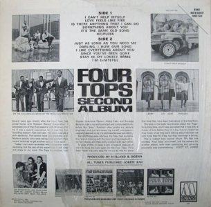 MOTOWN 634 - FOUR TOPS - BC