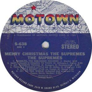 MOTOWN 638 - SUPREMES R_0001