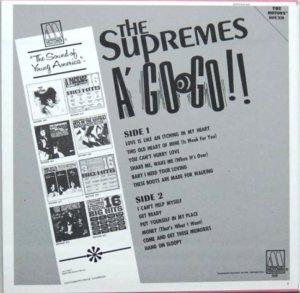 MOTOWN 649 - SUPREMES - BC
