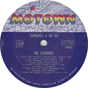 MOTOWN 649 - SUPREMES R_0001