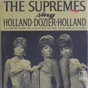 Motown 650 - Supremes