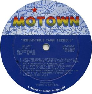 MOTOWN 652 - TERRELL - RB