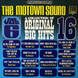 Motown 655 - Various