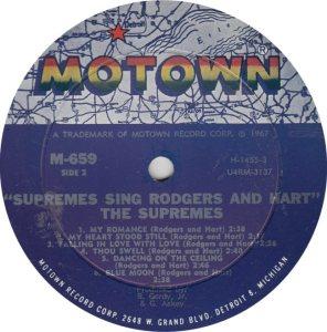 MOTOWN 659 - SUPREMES R_0001