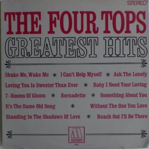 Motown 662 - Four Tops