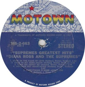 MOTOWN 663 - SUPREMES R_0001