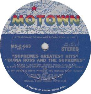 MOTOWN 663 - SUPREMES R_0002