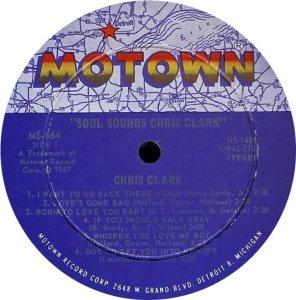 MOTOWN 664 - CLARK RA