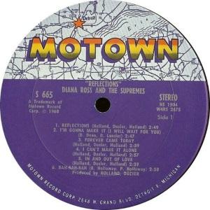 MOTOWN 665 - SUP - RA