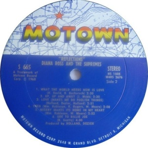 MOTOWN 665 - SUP - RB