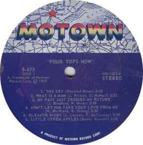 MOTOWN 675 - 4 TOPS - R