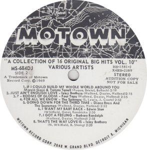 MOTOWN 684 - VAR - R_0001