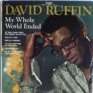 Motown 685A - Ruffin, David