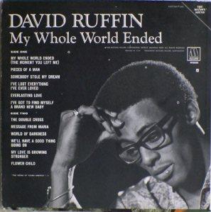 Motown 685B - Ruffin, David