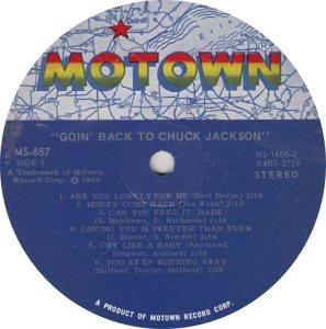 MOTOWN 687 - JACKSON - R