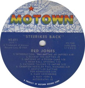 MOTOWN 691 - RED JONES R