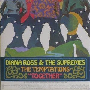 Motown 692B - Supremes & Temptations
