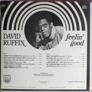 Motown 696B - Ruffin, David