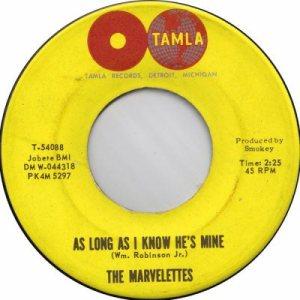 1963 - Marvelettes - 47 rb3