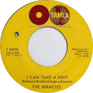 1963 - Miracles - 107