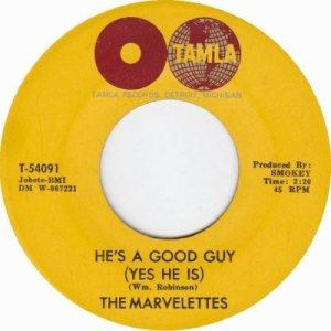 1964 - Marvelettes - 55 rb18
