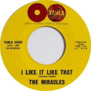 1964 - Miracles - 27 - rb 10