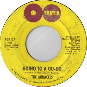 1965 - Miracles - 11 rb 2 uk 44
