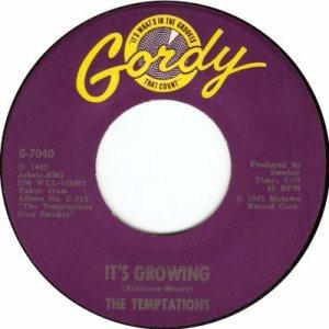 1965 - Temptations - 18 rb 3 uk 45