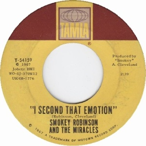 1967 - Miracles - 4 rb 1 uk 27